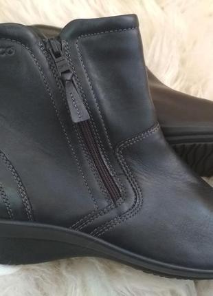 Ecco (экко) женские ботинки