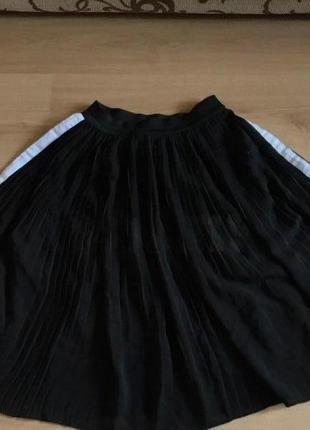 Юбка чорная
