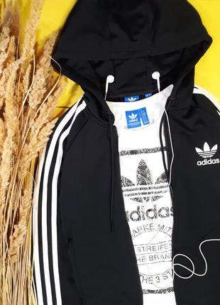 Зип худи олимпийка adidas, оригинал🖤 nike puma ellesse kappa tnf