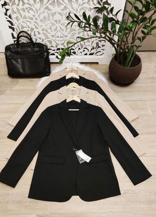 Базовые пиджаки uniqlo