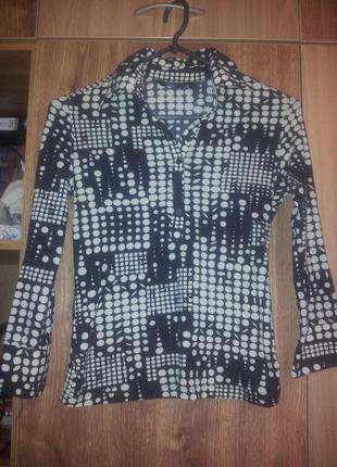 Блузка рубашка от mango