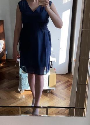 Шелковое платье  massimo dutti  оригинал