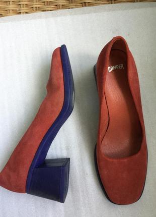 Туфли кожаные camper