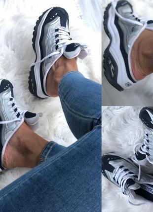 Стильные фирменные кроссовки без задника