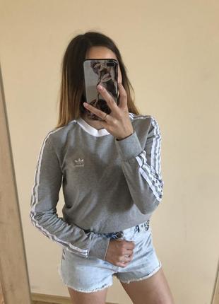 Лонгслів кофта адідас адидас adidas 2019 року fm3303 колекція