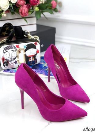 Стильные женские лодочки, туфли на высоком каблуке, шпильке , туфельки,заишевые лодочки
