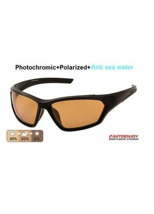 Солнцезащитные очки для яхтинга autoenjoy profi-photochromic fsf02+asw