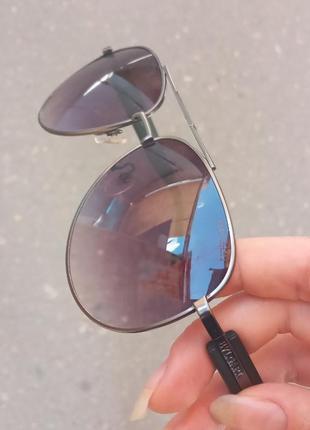 Bvlgari стильные качественные авиаторы капли унисекс распродажа витрины
