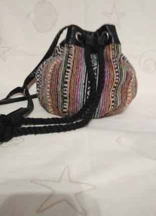Сумка-мешок, сумка, сумочка в стиле бохо