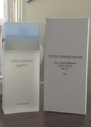 Dolce&gabbana light blue,100 мл, оригинал
