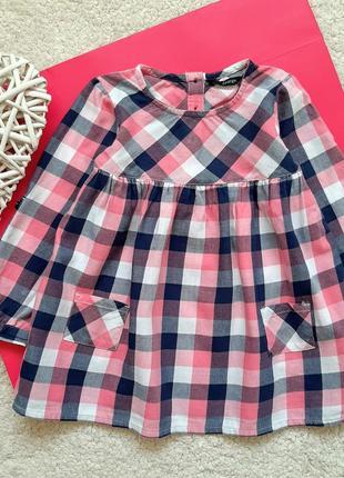 Платье george для девочки 2-3 года рост 92-98см