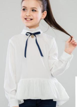 Шикарная,нарядная блуза suzie