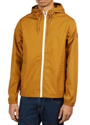 Ветровка последняя коллекция element ® alder light jacket - gold brown