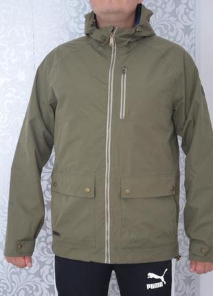 Ветровка последняя коллекция regatta ® isotex 5000 waterpoof jacket green