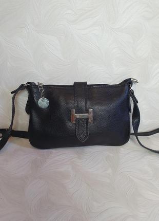 Кожаная сумочка borse in pelle,