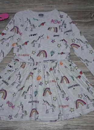 Платье в поняшки 3-4г