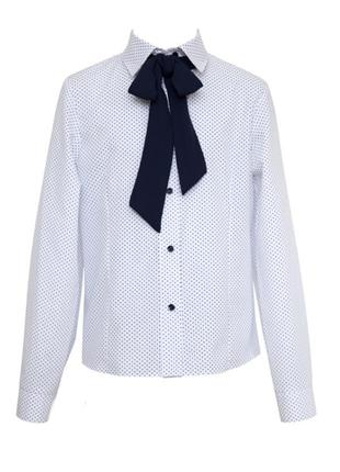 Блузка школьная sly 104