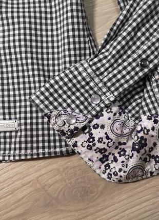 Фирменная рубашка, блуза, очень стильная