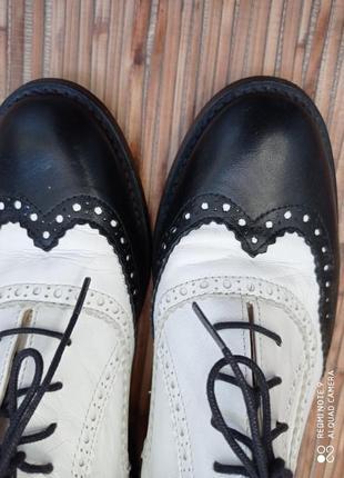 Туфли кожа5 фото