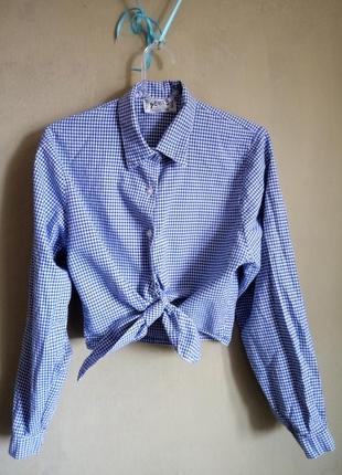 Шикарная ковбойская рубашка
