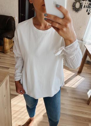 Очень красивая, стильная рубашка от zara