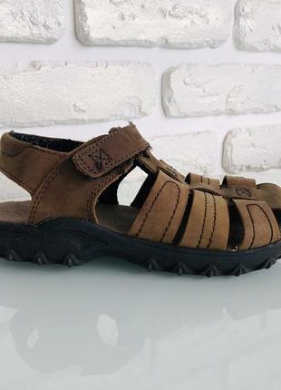 Stride rite босоножки сандалии для мальчика натуральная кожа