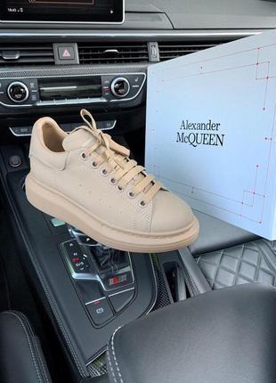 Шикарные кроссовки! alexander mcqueen !александр макквин! наложка2 фото