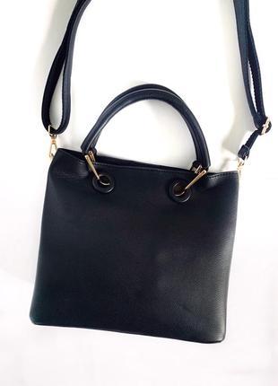 Новая стильная женская сумка из экокожи / классическая сумка кроссбоди