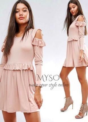 Оригинальное платье missguided5 фото