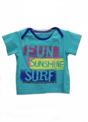 Детская футболка m&s.код 729(2)