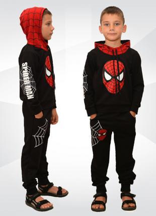 Детский спортивный костюм спайдермен