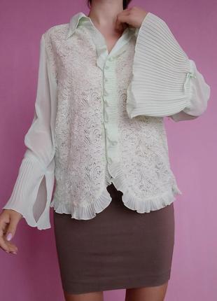 Нарядна блуза, сорочка💐