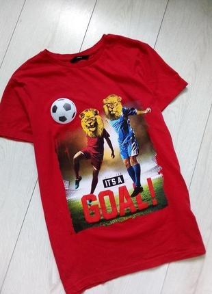 Крутая мальчуковая футболка со звуком