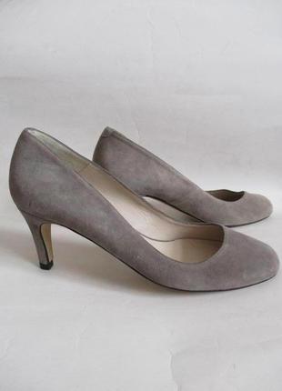 Sale -50%! кожаные замшевые туфли minelli