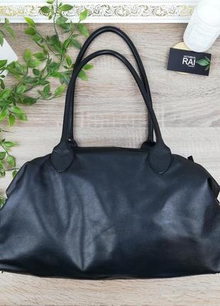 Европа🇪🇺 италия. кожа. классная фирменная вместительная сумка