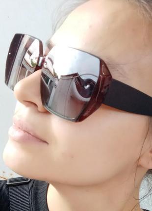 Polarized крутые стильные очки шестиугольники распродажа остатков витрины