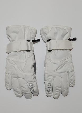 🧤barts оригинал теплые перчатки  на зиму на морозы размер xs