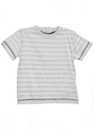 Детская футболка в полоску  next .код 732