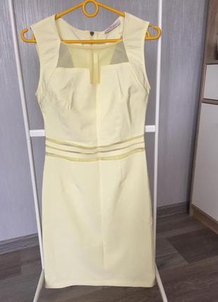 Легкое платье с