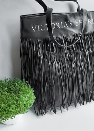 Victoria's secret сумка с бахромой оригинал