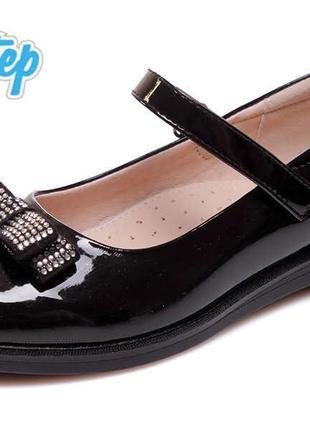 Лаковые туфли для девочки супинатор туфлі для дівчинки р.33-37,5 наложенный платеж