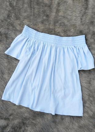 Блуза топ кофточка на плечи marks & spencer