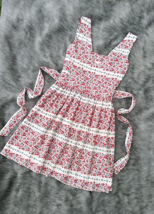Хлопковое платье dorothy perkins2 фото