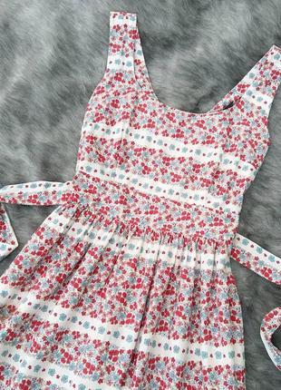 Хлопковое платье dorothy perkins3 фото