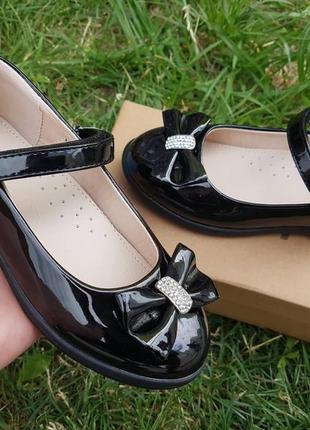 Лаковые туфли для девочки супинатор туфлі для дівчинки р.29-32 наложенный платеж