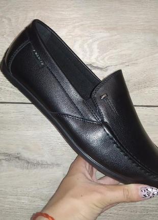 Мужские туфли 🍋 классика мокасины чоловічі туфлі