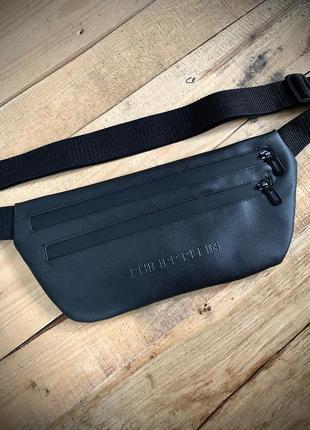 Новая стильная качественная сумка через плечо / на пояс клатч / кроссбоди