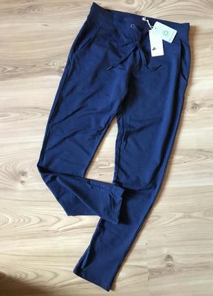 Трикотажные джоггеры, спортивные штаны blue motion, 95% хлопок