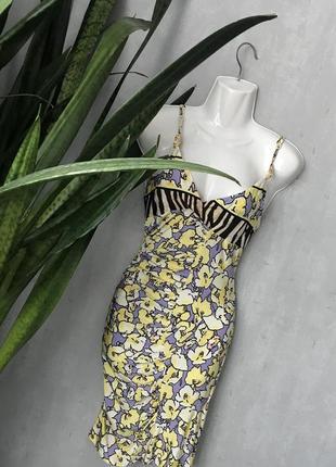 Нереально красивое платье от очень дорогого бренда roberto cavalli оригинал