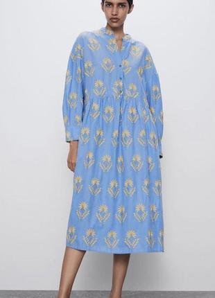 Шикарна сукня zara